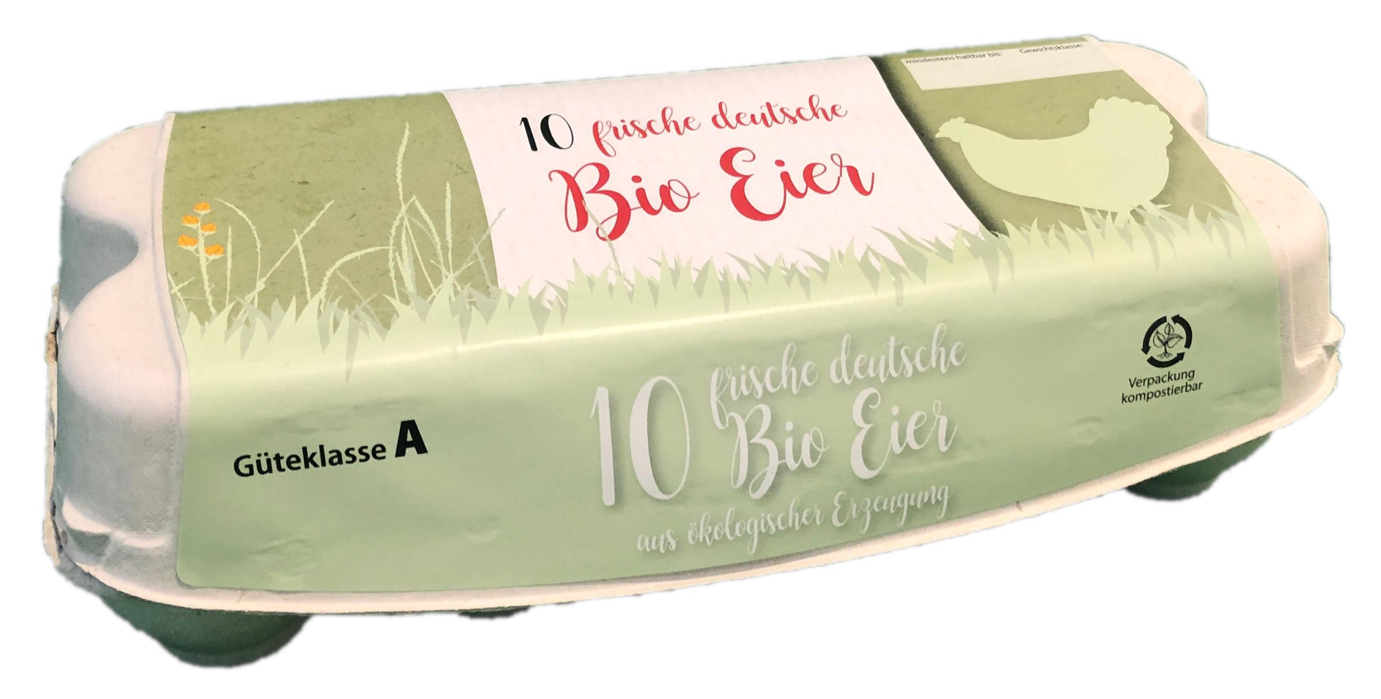 Omni 10er Standrad Druck Bio ökoligische Erzeugung